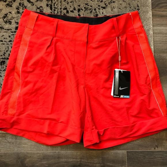 Nike Pants - NWT Nike Golf Tour Women's Golf Shorts